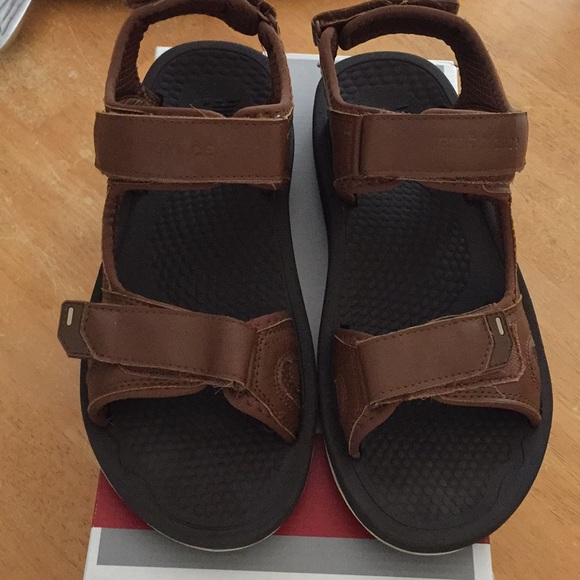 Mens Recharge Sandal Size 9 Leather